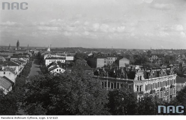 Przedwojenny Białystok
