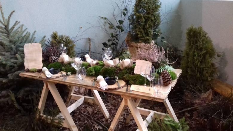 Rodem z historii, literatury,    inspirowane naturą - 46 wystawa stołów w łódzkim Gastronomiku