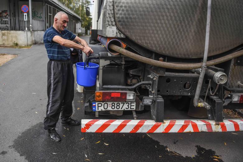 Dopiewo to jedna z tych podpoznańskich gmin, które już od początku czerwca narzekają na niedobory wody. Tamtejsza spółka wodna zaapelowała, by maksymalnie