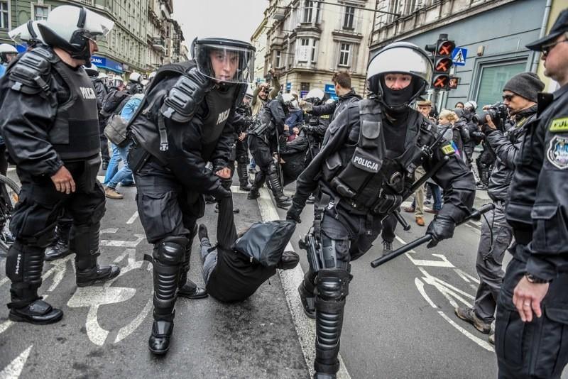 Znalezione obrazy dla zapytania anarchiści poznań