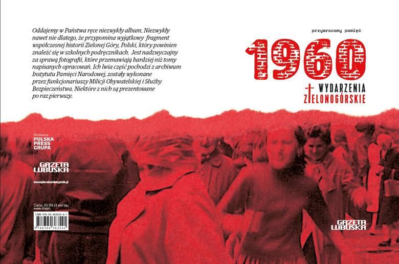 Album ukazał się w 58. rocznicę Wydarzeń Zielonogórskich.