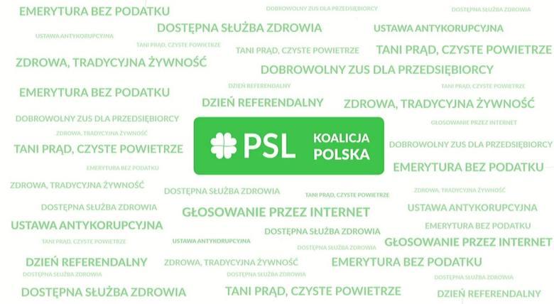 Prawdopodobnie w najbliższy piątek komitet wyborczy Polskie Stronnictwo Ludowe - Koalicja Polska zaprezentuje kompletną listę dziesięciu kandydatów,
