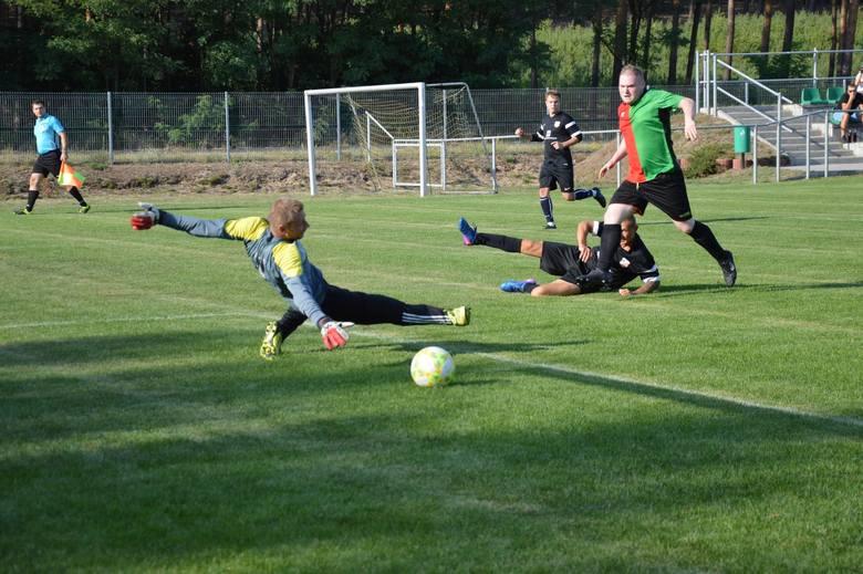 Liwno Zabór już nie gra w regionalnym Pucharze Polski.