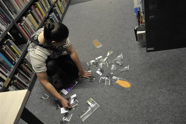 W Miejskiej Bibliotece Publicznej, w czasie Nocy Kultury pojawiły się zwłoki.