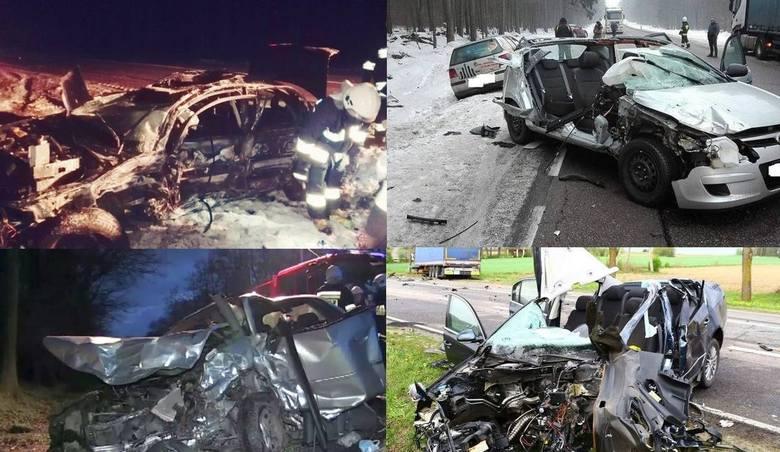 Na drodze krajowej nr 19 bardzo często dochodzi do wypadków. Ku przestrodze zebraliśmy najgroźniej wyglądające wypadki, które miały miejsce na tej t