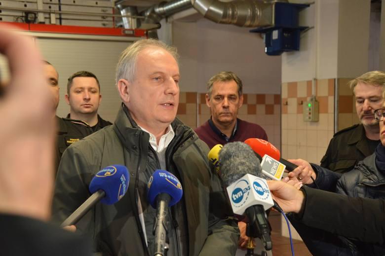 Tragedia w Chojnicach dotknęła najsłabszych. Czworo zginęło, dwudziestu dwóch ewakuowanych