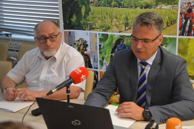 Podpisanie umowy na budowę nowych ścieżek rowerowych w Zielonej Górze