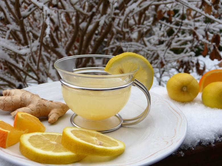 Imbir z sokiem z cytryny – domowe sposoby na odporność