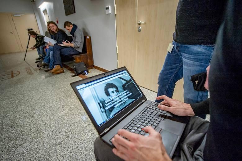 Proces byłych ochroniarzy Elektromisu toczy się w poznańskim Sądzie Okręgowym. Przesłuchanie głównego świadka Jerzego U., na wniosek prokuratury, zostało utajnione. Dziennikarze nie zostali wpuszczeni na salę rozpraw