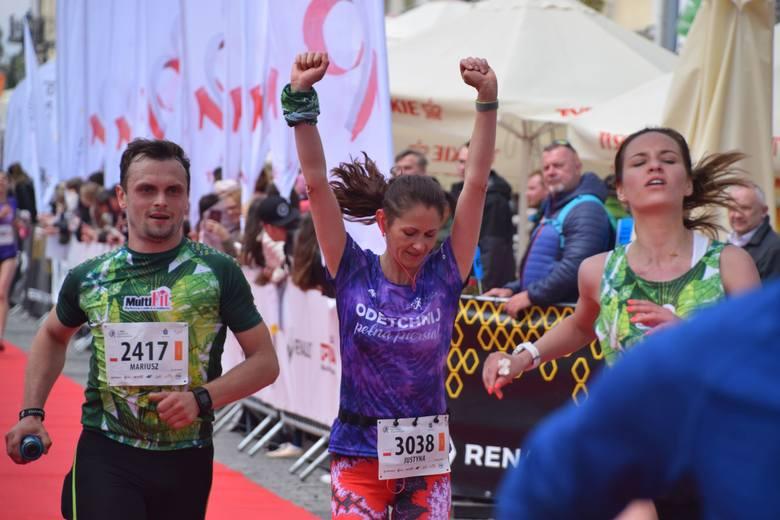 Za nami. 7. PKO Białystok Półmaraton. Pogoda dopisała biegaczom. Na trasie padały rekordy. Ale większość uczestników cieszyła się z samego dobiegnięcia