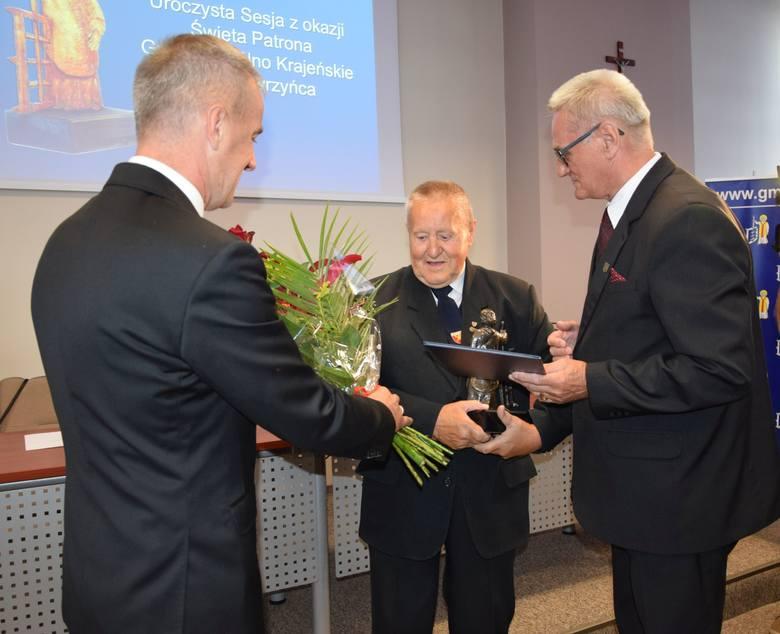 Nagroda św. Wawrzyńca powędrowała w tym roku do Romana Buławy, wieloletniego działacza sportowego, trenera tenisa stołowego oraz wychowawcy dzieci i