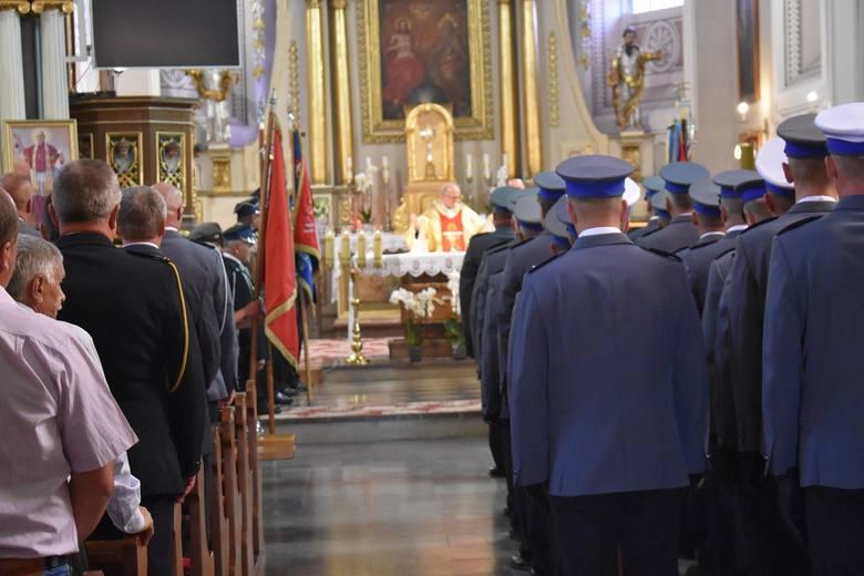 Policjanci z Lipska obchodzili swoje święto w środę, 24 lipca.