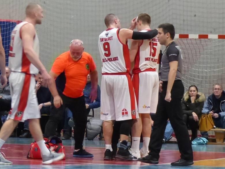 Mecz Tur Basket Bielsk Podlaski - Dziki Warszawa