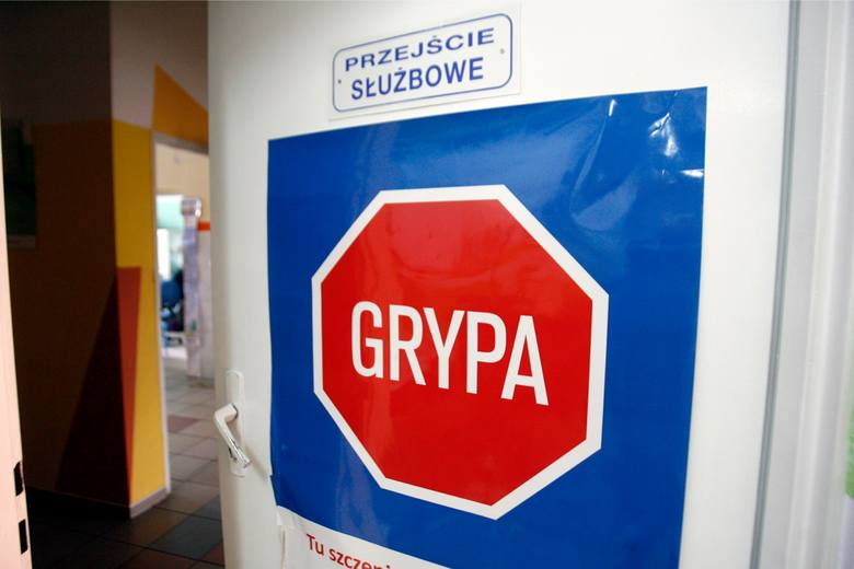 Zaczął się sezon grypowy. W ciągu tygodnia na Dolnym Śląsku zachorowało tyle osób, ile zaraziło się koronawirusem w ciągu kilku miesięcy. Podobne dane