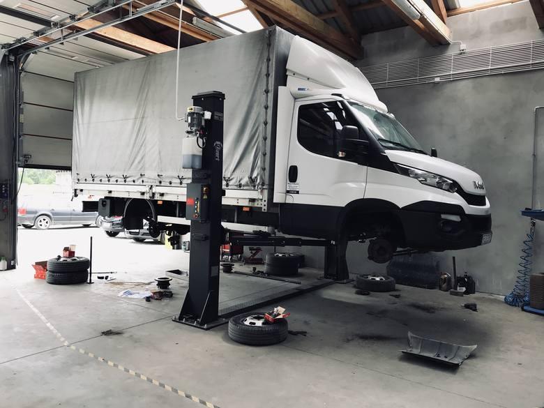 AUTO-SERWIS osobowe i dostawcze