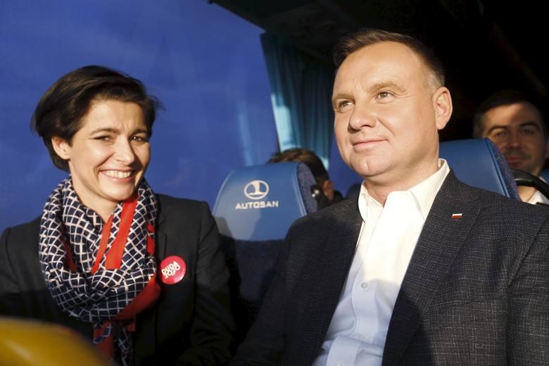 Wybory prezydenckie 2002: Jolanta Turczynowicz-Kieryłło przyćmiła Andrzeja Dudę. Zaskakujący sondaż United Survey