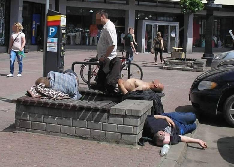 W południe w Łodzi - prawie jak na francuskiej Riwierze
