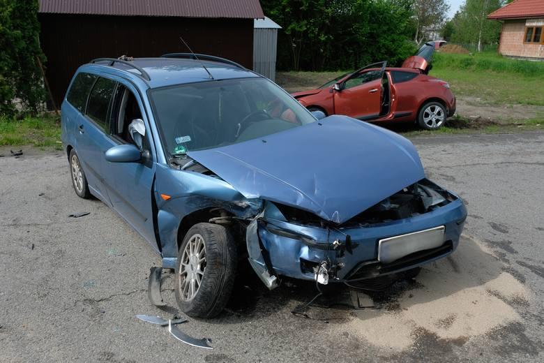 Do zdarzenia doszło w sobotę w Ostrowie pod Przemyślem. Kierujący fordem, mieszkaniec pow. przemyskiego skręcając w lewo na posesję, nie zauważył nadjeżdżającego