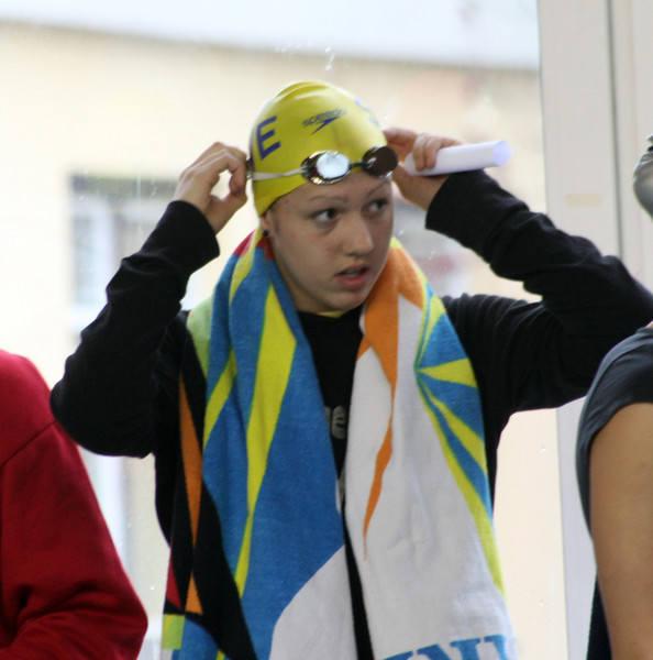 Paula Żukowska dwa razy stawała na podium.