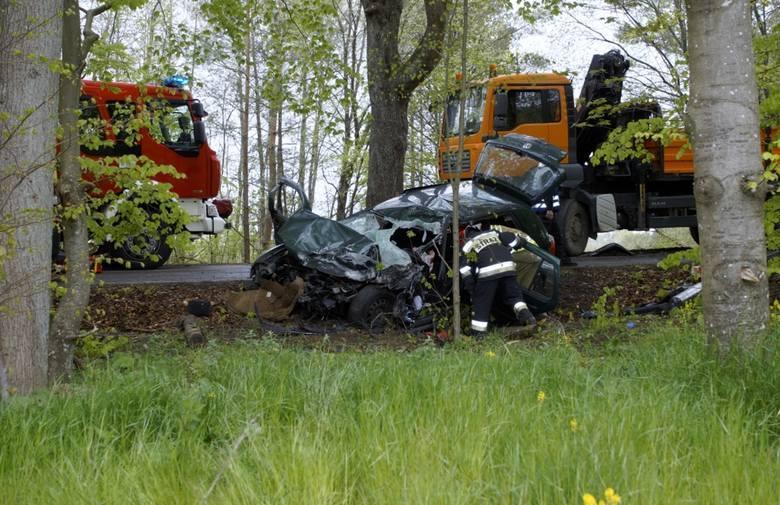 Zmarł starszy z uczestników poniedziałkowego wypadku w Machowinie