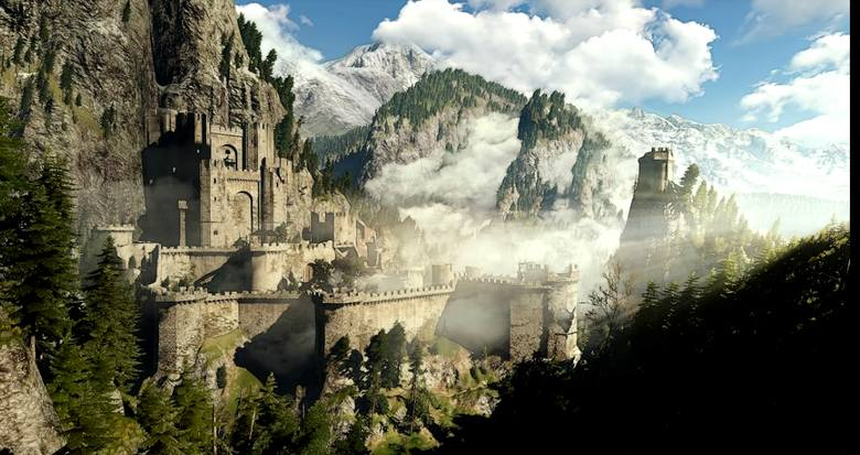 """""""Wiedźmin"""" w Polsce: Netflix kręci sceny na zamku Ogrodzieniec"""