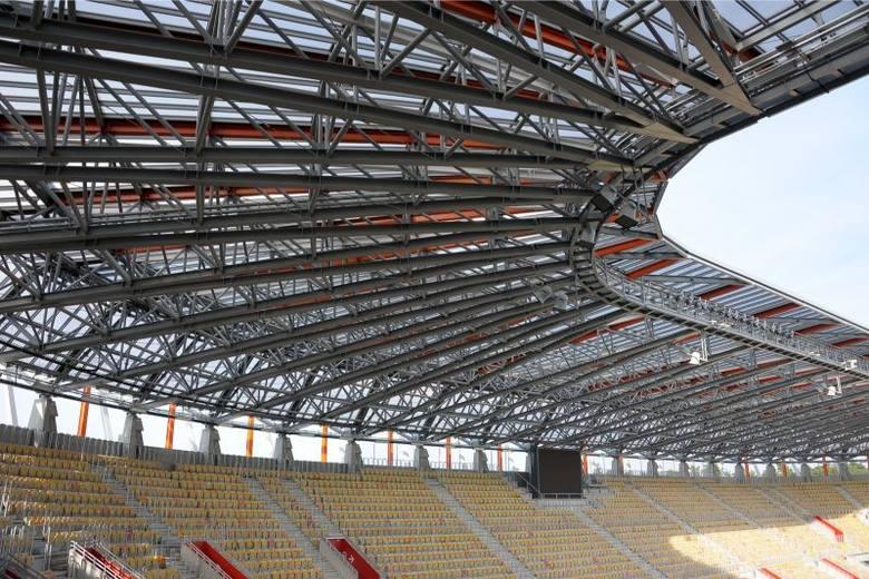 Stadion miejski walczy o tytuł Stadion Roku 2014 (zdjęcia)