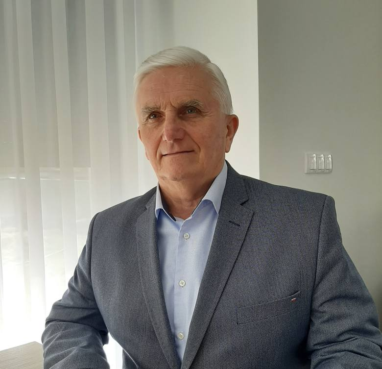 Roman Guździoł jest prezesem Rejonowego Wodnego Ochotniczego Pogotowia Ratunkowego w Bydgoszczy.