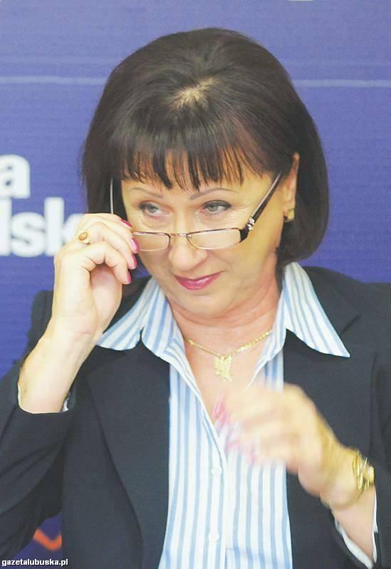Bożenna Bukiewicz przewodniczącą PO regionu lubuskiego