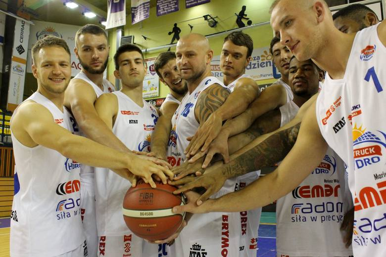 Już w piątek, 11 września koszykarze Hydrotrucku Radom pierwszy raz zagrają w nowym sezonie przed własną publicznością. Zagrają z MKS Dąbrowa Górnicza.