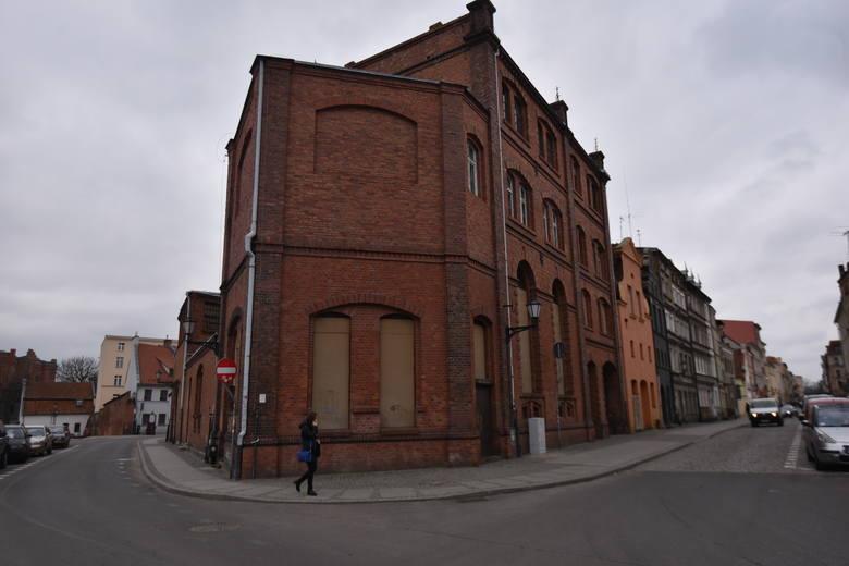 Tak obecnie prezentuje się Stary Browar w Toruniu.