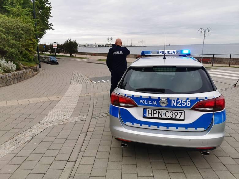 W Gdyni we wtorek, 16 czerwca od godz. 8:00 trwa neutralizacja miny morskiej z II WŚ