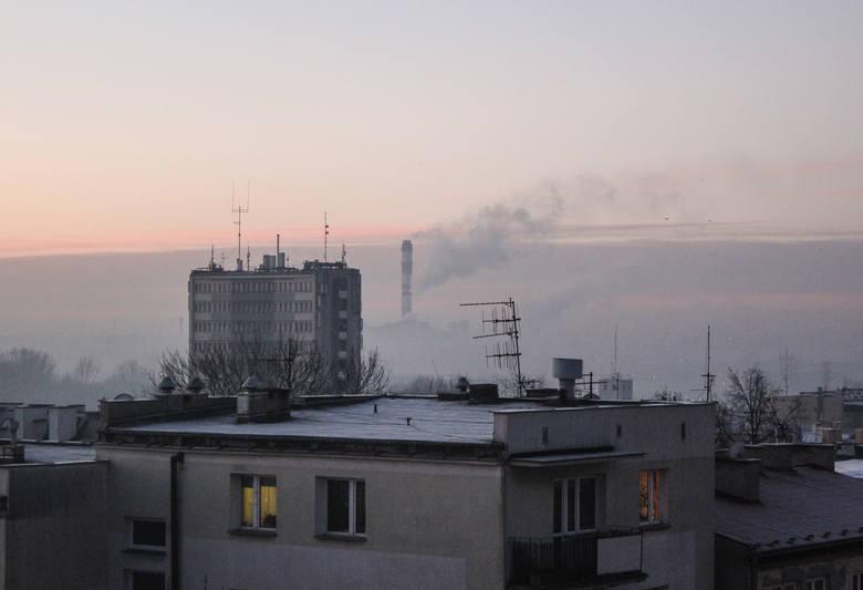 Smog w Lublinie. Bardzo zły stan powietrza w mieście