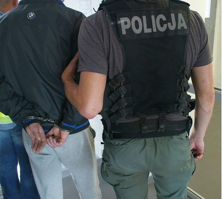 Policja przechwyciła w Sejnach znaczną ilość narkotyków i zlikwidowała plantację konopi indyjskich