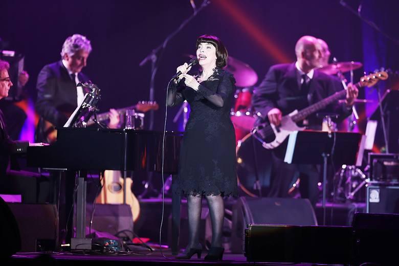 Mireille Mathieu zaśpiewała we Wrocławiu