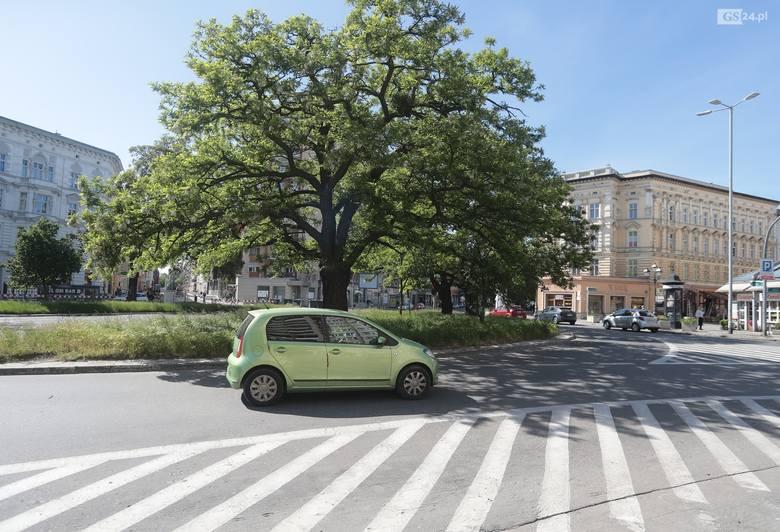 Rondo na placu Zgody w Szczecinie szansą dla okolicznych przedsiębiorców?