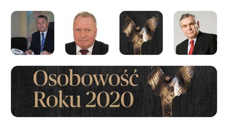 Poznaj  liderów plebiscytu Osobowość Roku 2020 w powiecie krasnostawskim