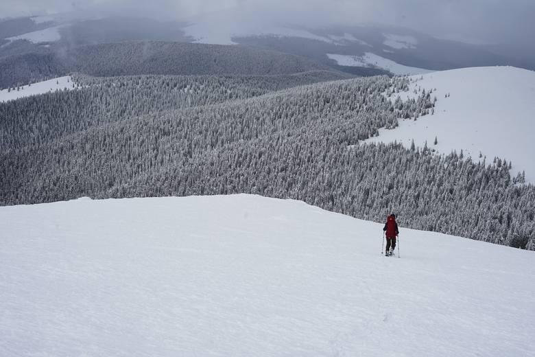 Łuk Karpat - 2200 kilometrów zimowej wędrówki po górach. Weronika i Sławek z Jasła zrobili to w 88 dni