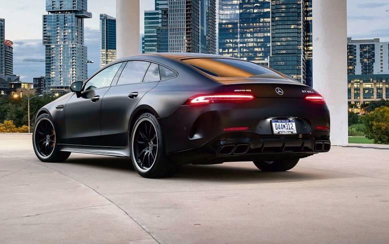 AMG GT coupe to prawdziwy rodzinny superbolid!
