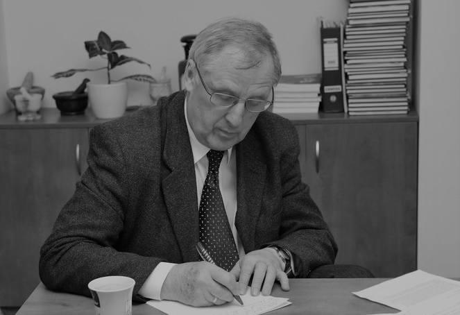 Zmarł prof. Roman Kaliszan – wybitny naukowiec i wspaniały człowiek