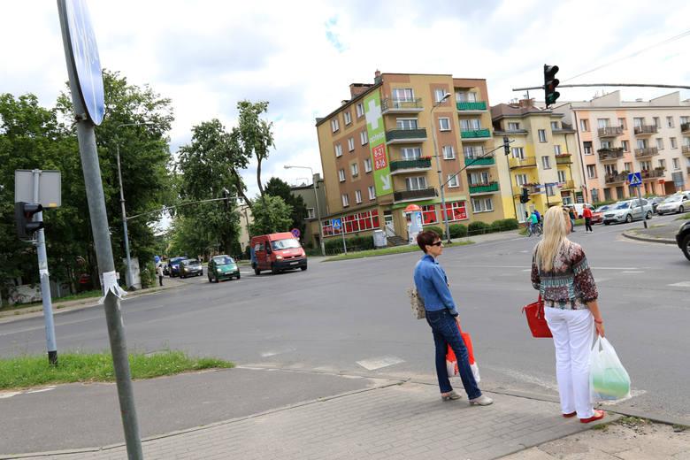 Prace przy budowie Trasy Staromostowej na Szosie Chełmińskiej