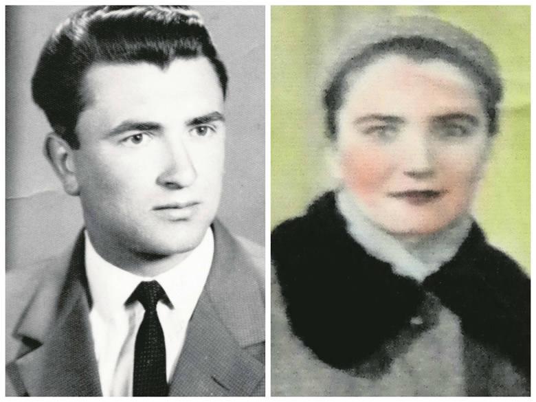 Edward Barylak, starszy brat pani Danuty.