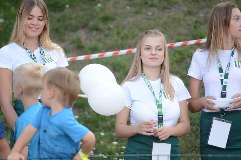 W meczu Olimpia - Chojniczanka działo się nie tylko na boisku! [zdjęcia kibiców]