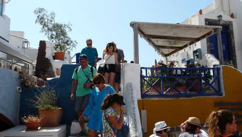 Zwiedzanie Santorini to jak wyprawa na inną planetę ZDJĘCIA