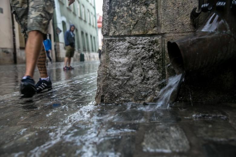 W Zielonkach chcą łapać deszczówkę. Gmina uruchomiła program mikroretencji, żeby gromadzić wodę