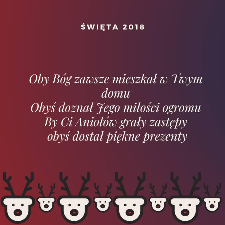 Życzenia świąteczne na Facebooka i Messengera. Wklej na Facebooku życzenia na Boże Narodzenie >>>WYBIERZ ŻYCZENIA I WKLEJ NA FA