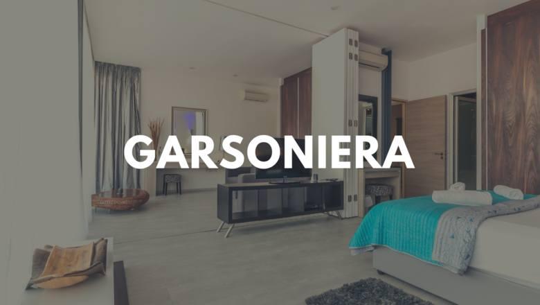 """""""Garsoniera"""" swego czasu była bardzo popularnym słowem na określenie małego mieszkania, przeznaczonego dla jednej, samotnej osoby."""