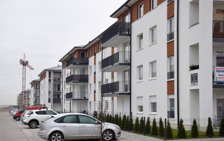 III etap osiedla Radosna to łącznie 123 mieszkania.<br /> <br /> <strong><a href=