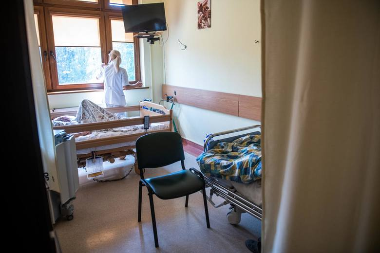 Początki Hospicjum Palium nie należały do najłatwiejszych
