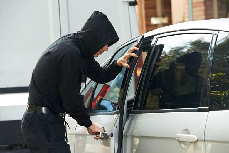 lubuskie, najczęściej kradzione samochody