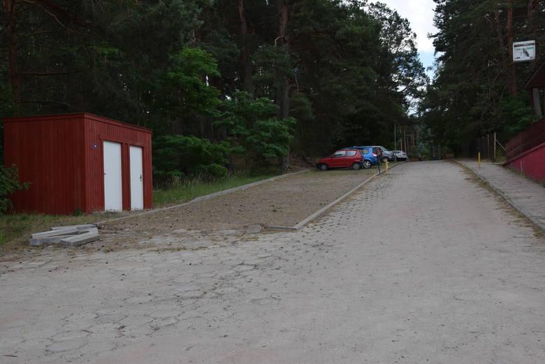 Kąpielisko gminne w Zagórzy koło Drezdenka